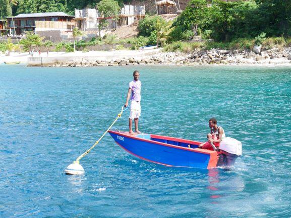 Boat helpers